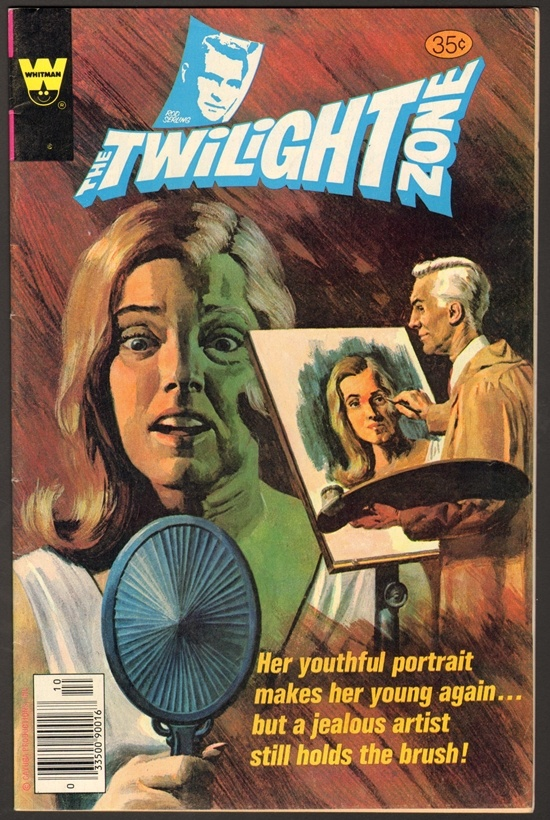 Best Book Cover Zone : Best twilight zone comics images on pinterest