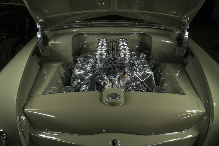 1949 Ford Engine Bay Built By Creative Rod Amp Kustom In