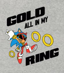 SONIC GOLD