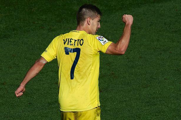Luciano Vietto Resmi Berseragam Atletico