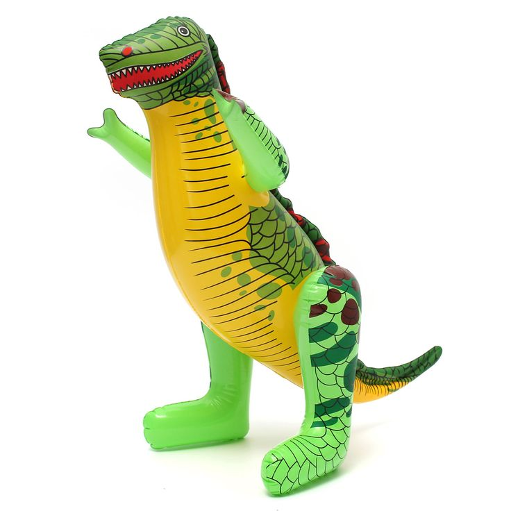 Inflatable Dinosaur 60cm Magic Air Balls Party Jurassic Play Toys Large Size Blow Up Pool Beach Ball Toy Children New Year Gift