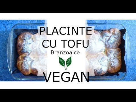 Branzoaice / Placinte cu Tofu   VEGAN