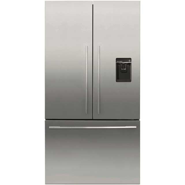 Samsung American Fridge Freezer | RF24FSEDBSR | ao.com