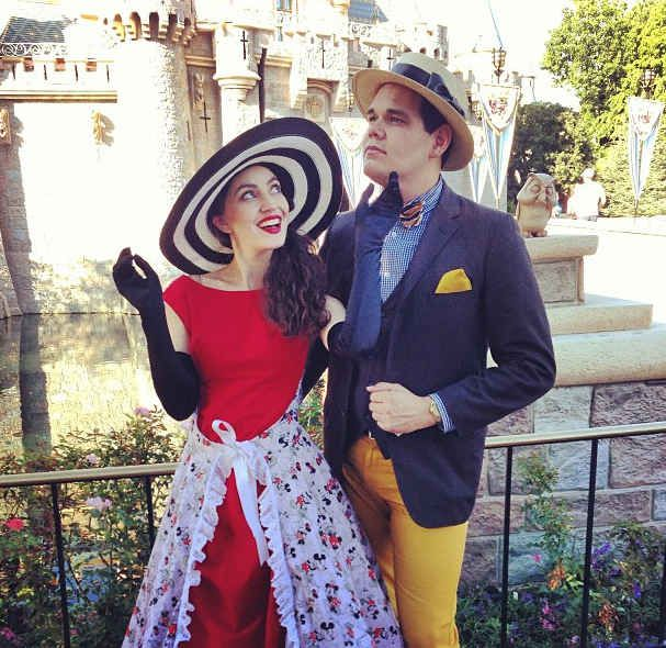 Dapper Day At DisneyLand Is The Most Fashionable Day Of The Year
