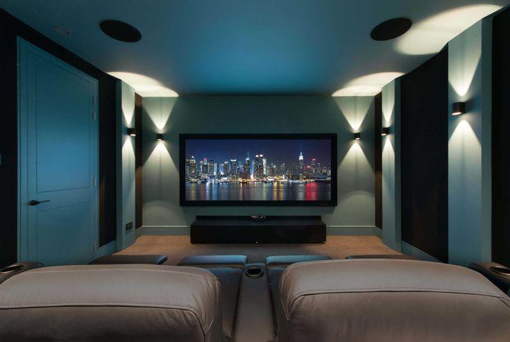Image result for multi media room lighting