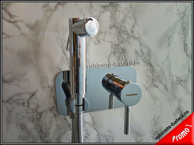 Baterie ingropata cu functie de bideu  Kobuk