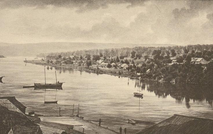 Isla Teja de Valdivia, 1882