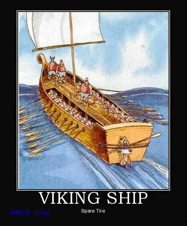 Far Side Comic Viking