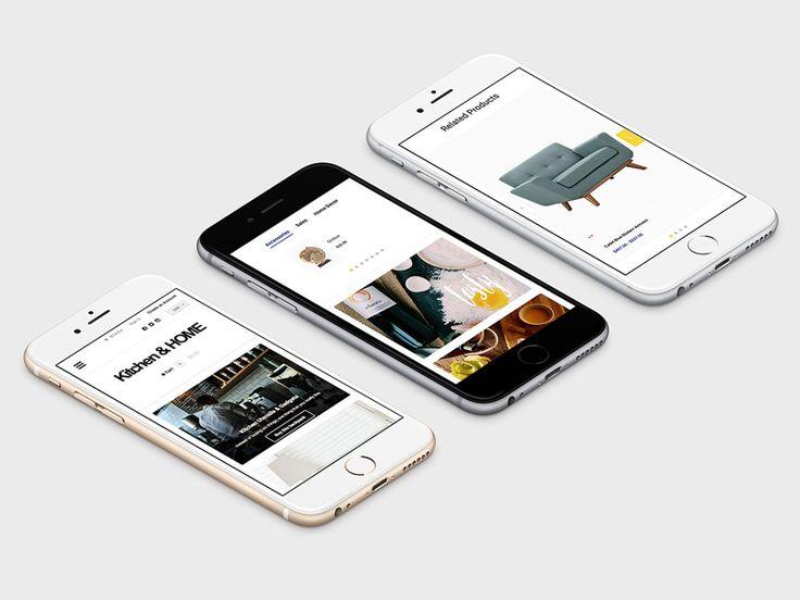 VERUS - Shopify Theme by limonija #shopify #fashion #webdesign #store #ecommerce #theme #ui #web #design #interior
