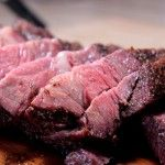 This smoked sirloin tip roast recipe shows you how to smoke it low and slow and then reverse sear it to bring out the very best of that wonderful beef flavor.