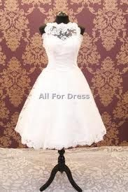 50s style wedding dress to wear on my 15 anniversary