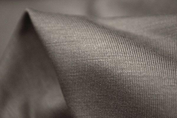 Taupe Modal Jersey - Jersey - Tessuti Fabrics - Online Fabric Store - Cotton, Linen, Silk, Bridal & more