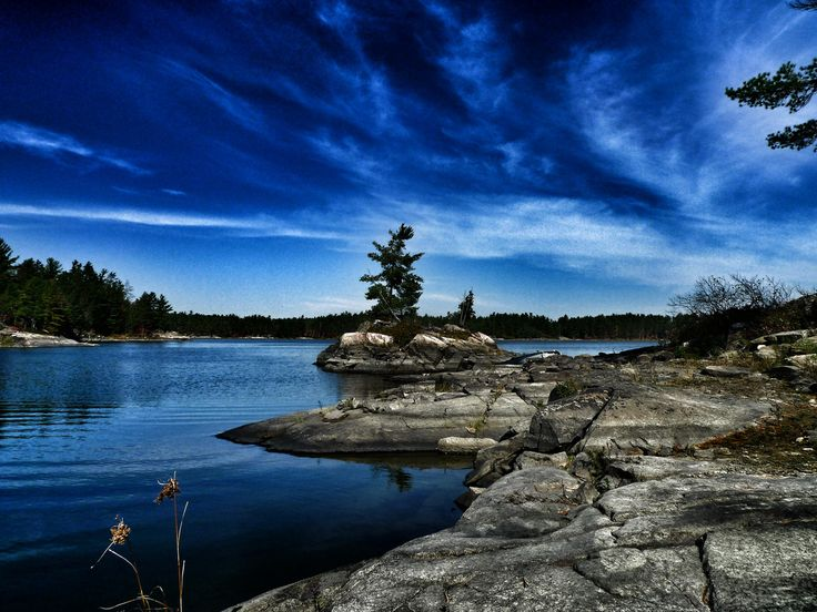 French River Provincial Park, Ontario