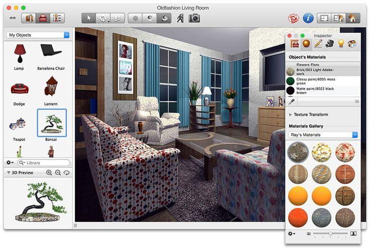 16 best app design deco images on pinterest app design for Living room design software