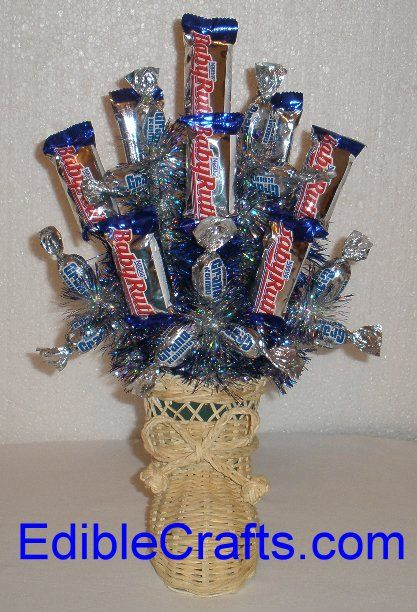 candy crafts ideas gifts bouquet 1220