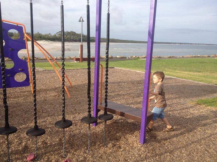 Playgrounds around Australia? Follow me on playgroundaroundthecorner.it!