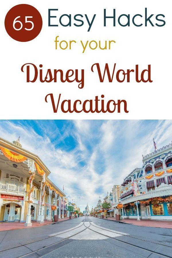 65 Walt Disney World Vacation Hacks Tips And Tricks March 2020 Disney World Vacation Planning Disney World Vacation Walt Disney World Vacations