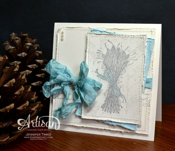 This is beautiful!Cards Ideas, Grateful Cards, Jennings Timko, Aww Oct, Fall Cards, Artisan Wednesday, Fun Crafts, Paper Crafts, Jennifer Timko