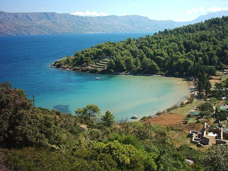 Postira - ostrov Brač