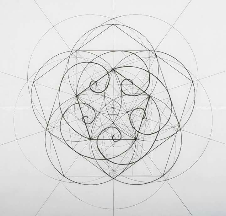 25 best ideas about sacred geometry tattoo on pinterest