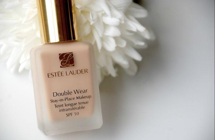 Estee Lauder Double Wear Foundation Review #makeup #bblogger #foundationreview #makeupreview