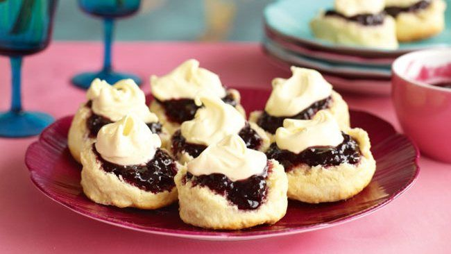 Recipe of the day - traditional scones
