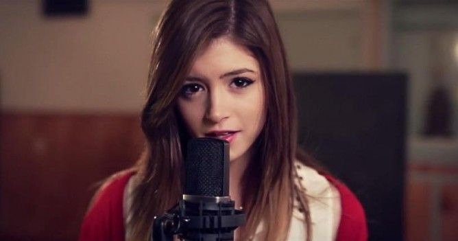 Independent Female Artist of 2013: Chrissy Costanza