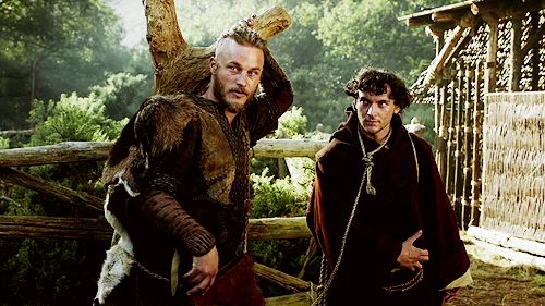 Ragnar and Athelstan