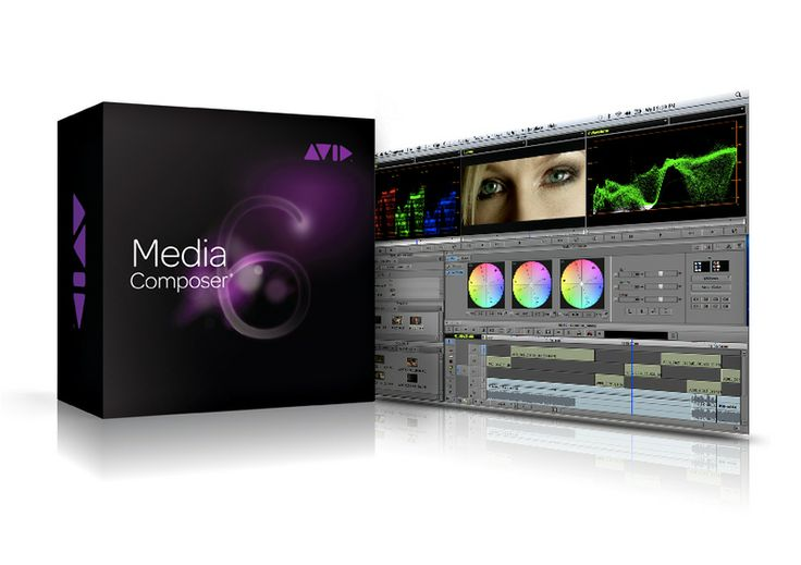 Avid Media Composer 6.0: Compos 6 0, Media Compos, Camtasia Studios, Avid Media