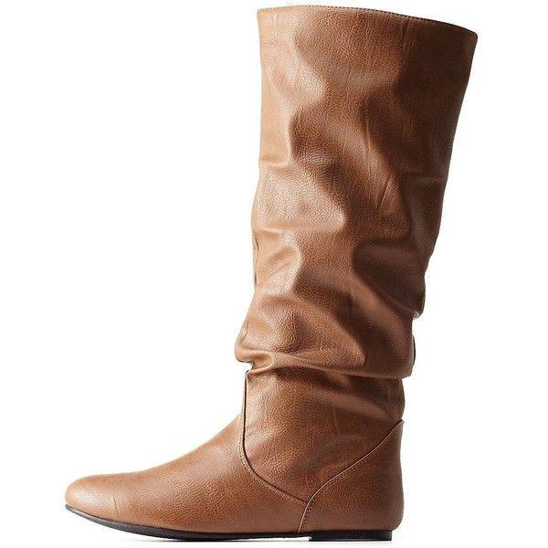 25  best ideas about Tan knee high boots on Pinterest | Autumn ...