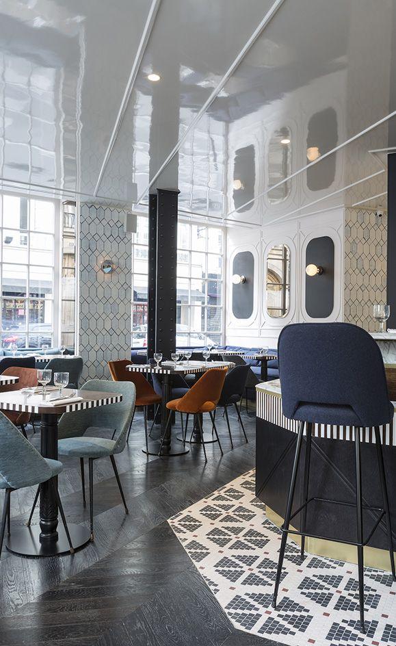 548 best Hotels images on Pinterest Hotel interiors, Restaurant - modernes design spa hotel