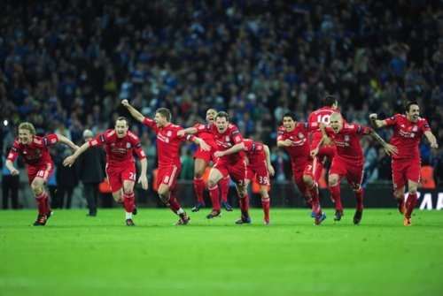 Liverpool FC, Carling Cup Champions.