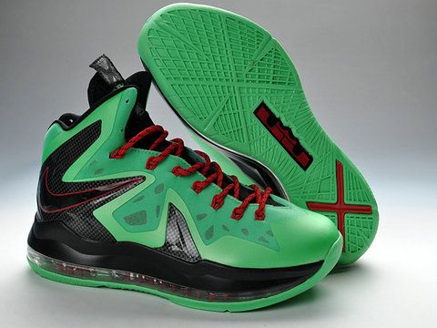 Nike Basketball Shoes 2013 Lebron 10 Elite Cutting Jade 579827 287 Half  Price Lebron X