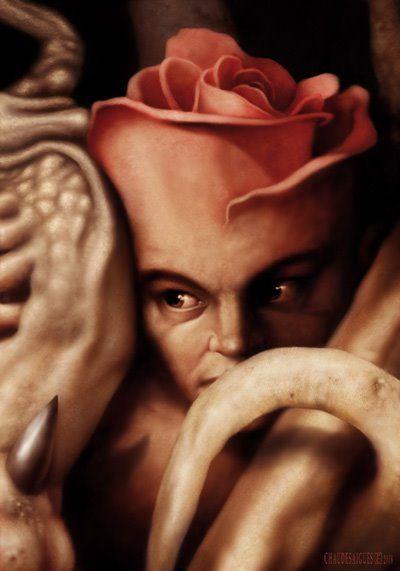 Surrealism and Visionary art: Patrick Chaudesaigues