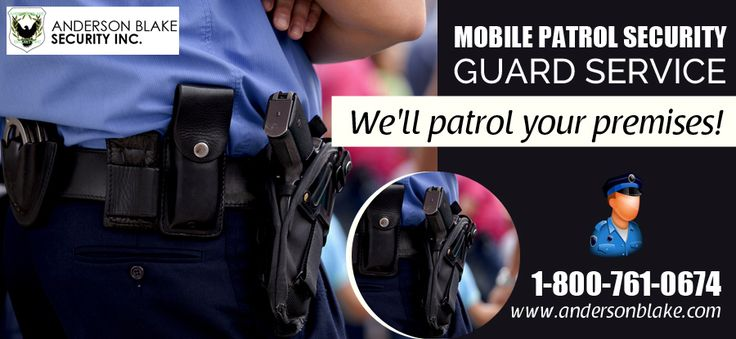 Our #mobile #patrol_security #guards provide community mobile patrol to several #business communities in #Brampton. So visit at andersonblake.com #MobileSecurityServices #Mobile_Security_Services_Brampton #Patrol_Services_Brampton For more information please contact us :  1-800-761-0674 or 416-800-9552