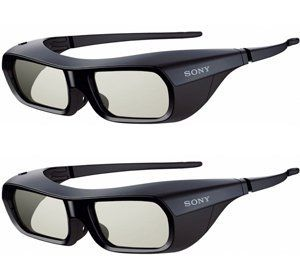 Pair of Sony 3D Active Glasses compatible with KDL46HX750 KDL55HX750 KDL65HX729 KDL46HX850 KDL55HX850 XBR46HX929 XBR55HX929 XBR65HX929 by Sony. $109.95. Pair of 2 Sony 3D Active Glasses compatible with KDL46HX750 KDL55HX750 KDL65HX729 KDL46HX850 KDL55HX850 XBR46HX929 XBR55HX929 XBR65HX929  • Excellent Color Accuracy and High ContrastEnjoy 3D content without compromise to picture quality  • SynchronizationEnjoy a 3D experience with Sony 3D glasses that automatically synchr...