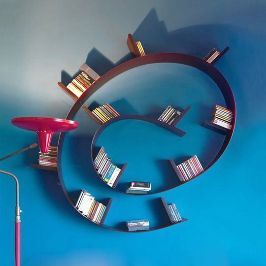 Groovy! Cool BookshelvesBook ...