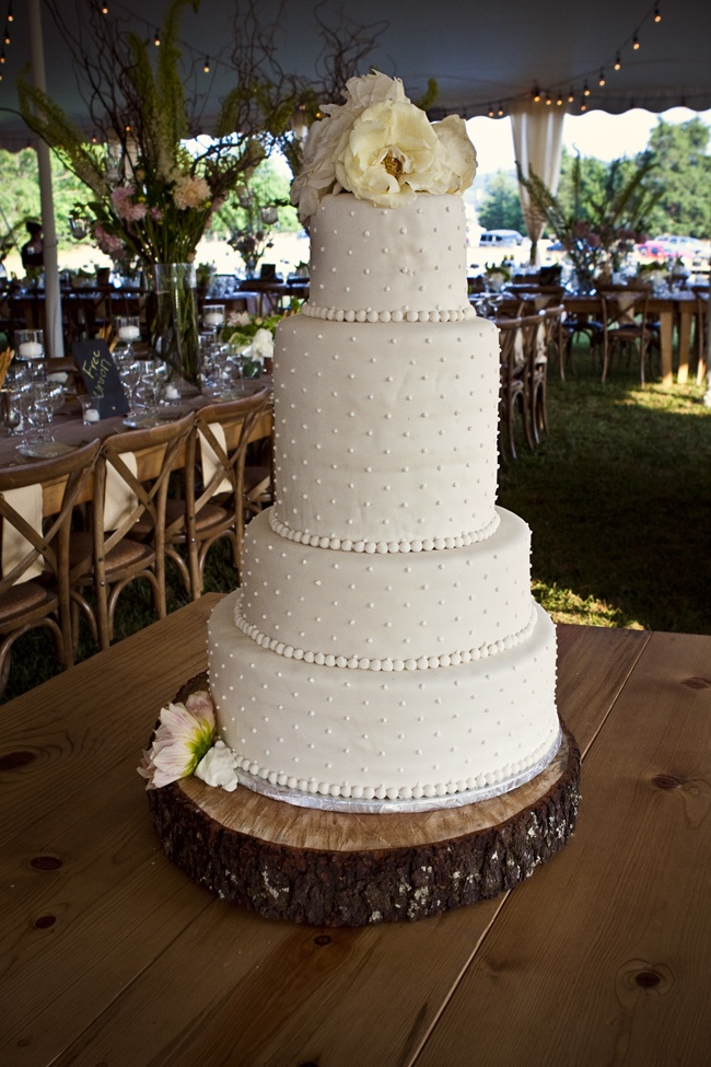 Different height tier, wedding cake, Photo courtesy Meg ...