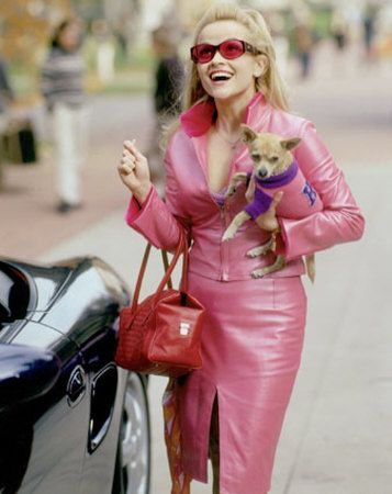 Why we love Elle Woods (and Bruiser Woods).