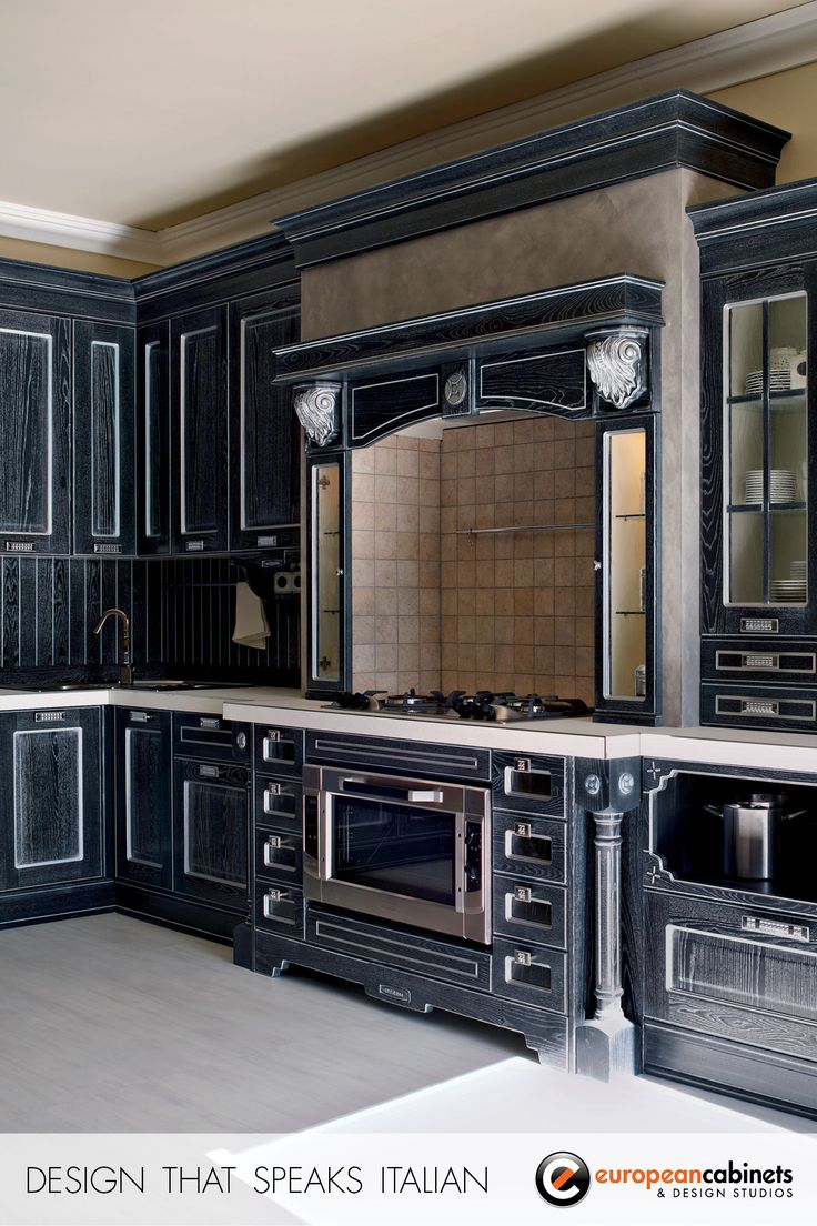 Imperial By Aran Cucine Traditional Kitchen Cabinetscustom
