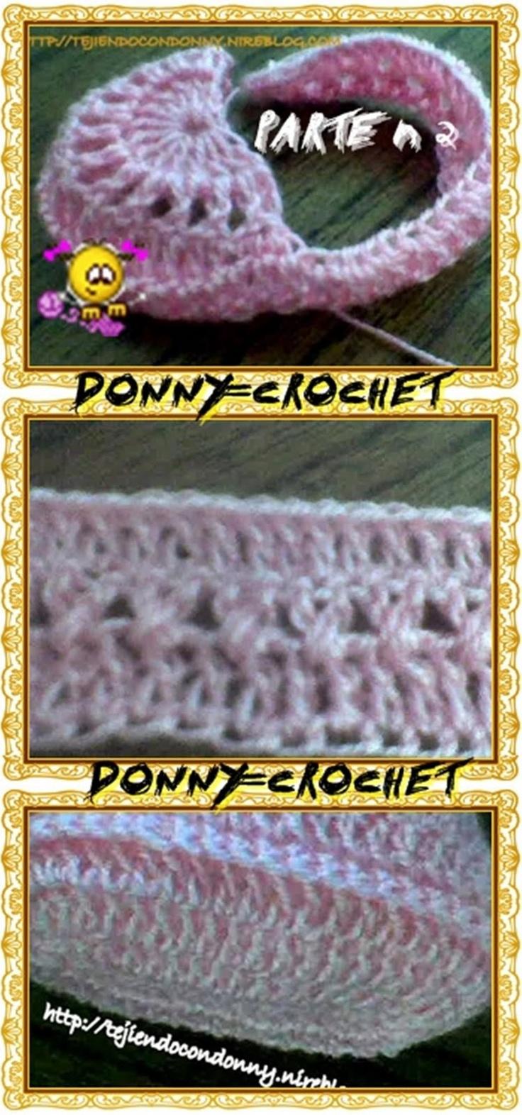 tejiendo con amigas zapatitos bebeescarpines bebe zandalitas bebe tejido crochet