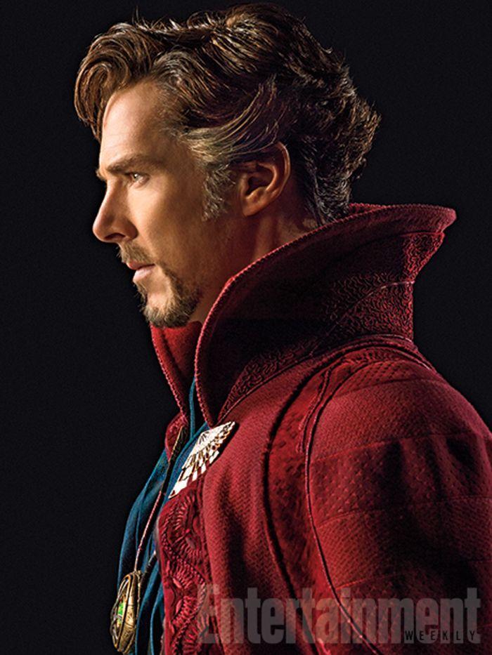 CIA☆こちら映画中央情報局です: Doctor Strange : マーベルのコミックヒーロー映画の最新作「ドクター・ストレンジ」が、魔術をあやつる主人公に扮したベネディクト・カンバーバッチの姿と、コンセプト・アートを初公開!! - 映画諜報部員のレアな映画情報・映画批評のブログです