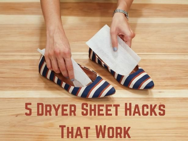 Take the sheet beyond the laundry room.
