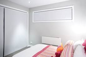 Blackout blinds are a great option for kids and shift workers.