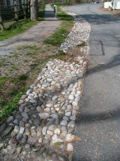 1000 Images About Rain Runnel On Pinterest French Drain