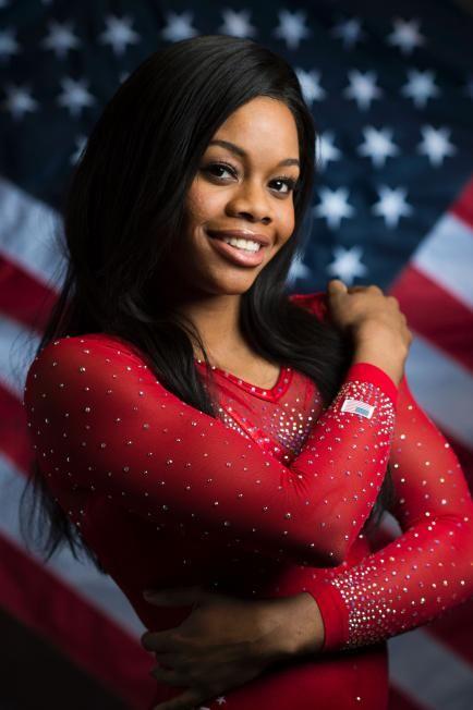 Gabby Douglas - women's gymnastics