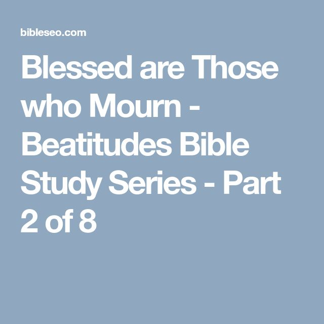 The Beatitudes a Devotional Bible Study - The Radic