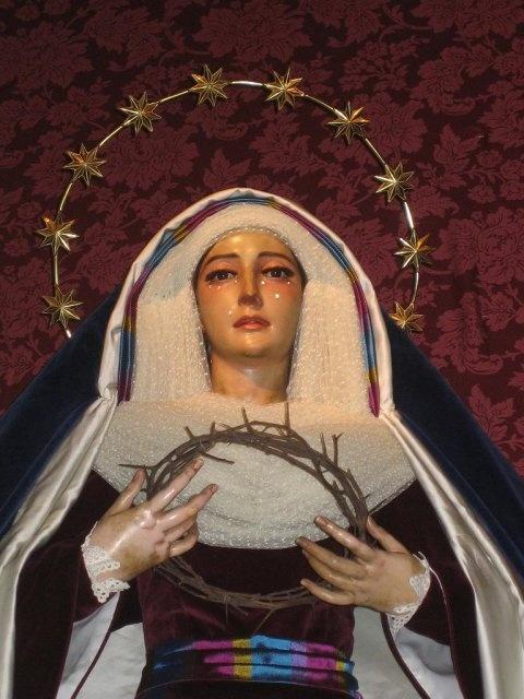 La Virgen del Patrocinio. Sevilla (Spain)
