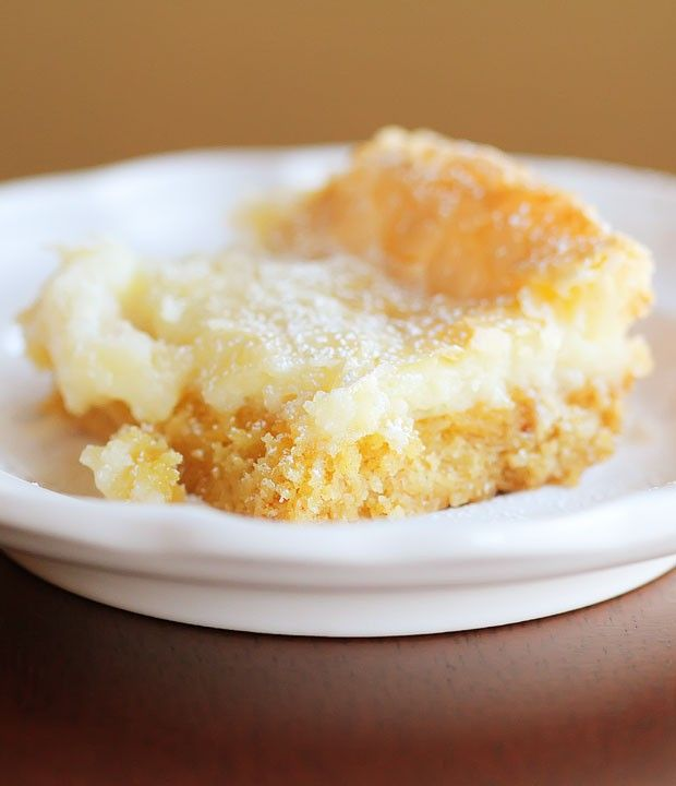 Sopapilla Cake Cheesecake With Yellow Cake Mix