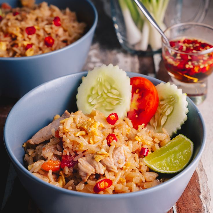 Mum's Thai Fried Rice